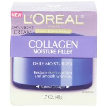 LOreal Paris Collagen Moisture Filler DayNight Cream (Pack of 3)