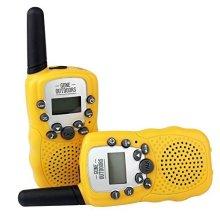2 Pack Walkie Talkies - Twin Radio 5km Ry1023 -  pack talkies walkie twin radio 2 5km ry1023