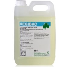 VEGIBAC - Salad, Fruit & Vegetable Antibacterial Produce Wash