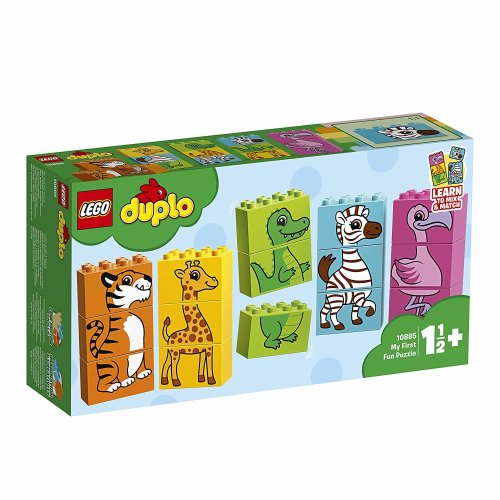 Lego Duplo 10885 My First My First Fun Puzzle