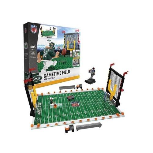 Oyo Sports P-NFLNYJGS1-G4FB New York Jets Football Team Gametime Oyo Playset 2.0