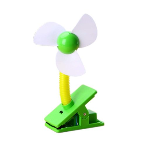 Turnable Rechargeable Mini USB Fan Electric Fan for Dormitory, C