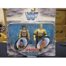 WWF 2 Tuff 1 Chyna and HHH by Jakks Pacific 1998 by Jakks
