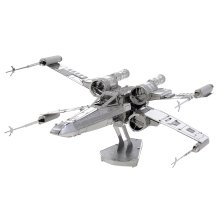 Star Wars Metal Earth 3d Model Kit - X-wing