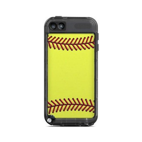 DecalGirl LIT5-SOFTBALL Lifeproof iPod Touch 5G Case Skin - Softball