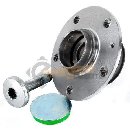 Vw Golf Plus 2005-2015 Rear Hub Wheel Bearing Kit Inc Abs Ring