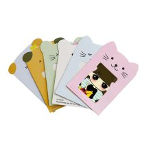 Adorale Cat Cardboard Photo Frame Pack of 12 Picture Frame