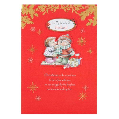 Hallmark Husband Christmas Card All My Love