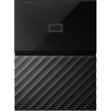 Western Digital My Passport 3TB 3.0 (3.1 Gen 1) 3000GB Black