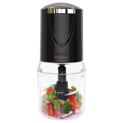 Revel FC601BK 400w Food Chopper - Black