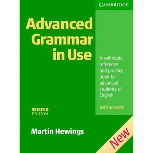 Advanced Grammar in Use with Answers