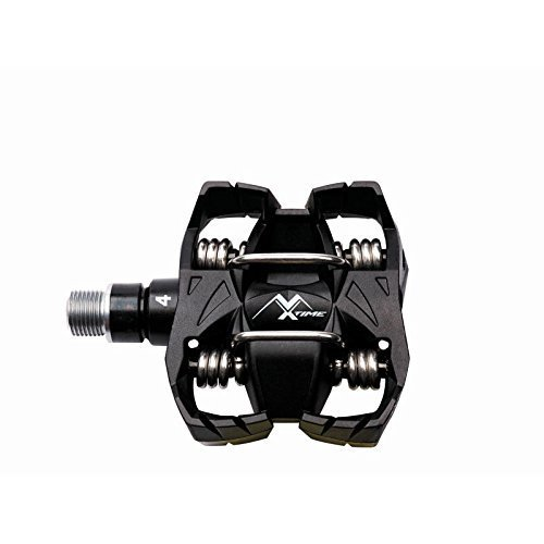 Time Atac Mx4 Pedals Black One Size