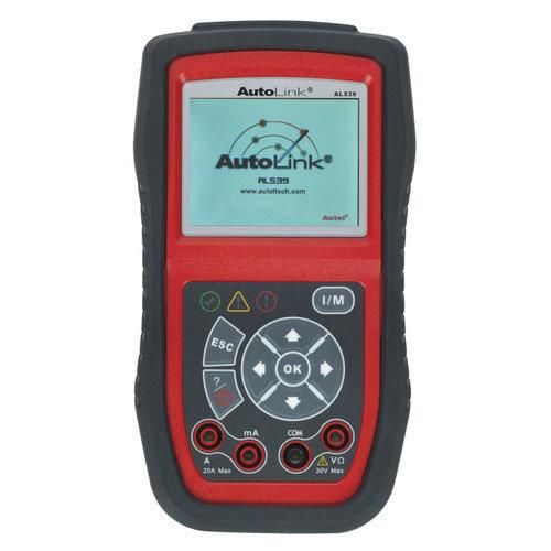 Sealey AL539B EOBD Code Reader - Electrical & Battery Tester