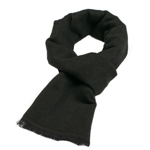 Wool Cashmere Winter Warm Scarf Neck Wrap Scarves Mens Scarves,F