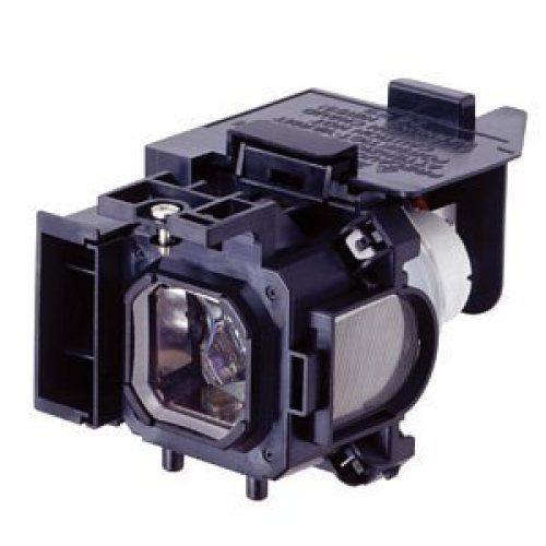 Electrified NP 05LP Replacement Lamp with housing for NEC projectors