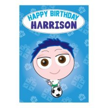 Birthday Card - Harrison