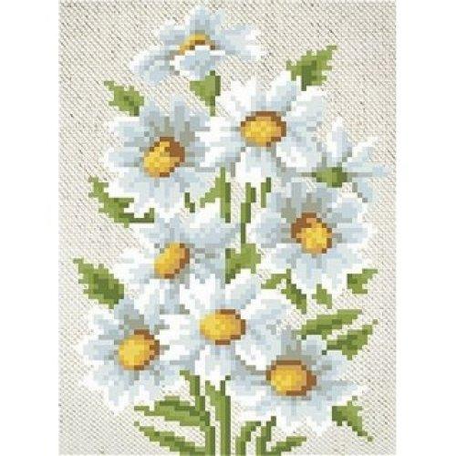 VDV Bead Embroidery Kit - Chamomiles