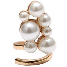 Set Of 2 Beads Fingernail Ring Protecting Fingernail Ring Cute Nail Design