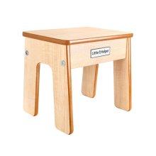 Little Helper FunStool Child Chair & Stool (Natural)