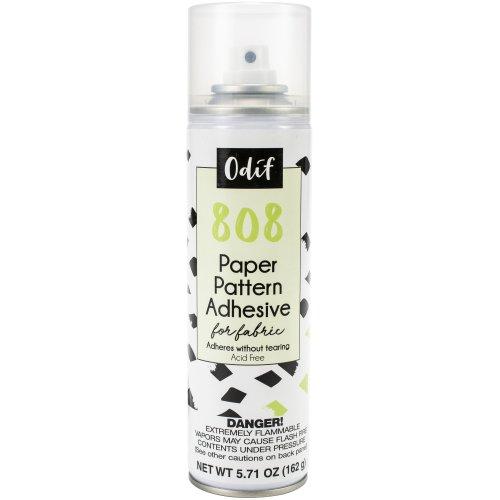 Odif 808 Paper Pattern Adhesive 250Ml-