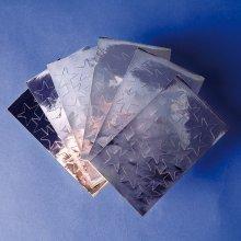Pbx2550003 - Playbox - Silver Stars - 25mm - 108 Pcs