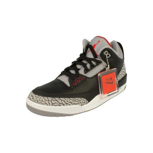 50adfaa1093 Nike Air Jordan 3 Retro Og Mens Hi Top Basketball Trainers 854262 Sneakers  Shoes on OnBuy