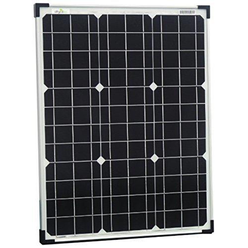 Offgridtec 50Watt Solar Panel/Solar Panel/Solar Panel 12V 3/001260