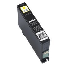 DELL 592-11815 (PT22F) Ink cartridge yellow, 700 pages, 10ml