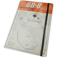 Star Wars BB-8 Droid Maintenance Notebook