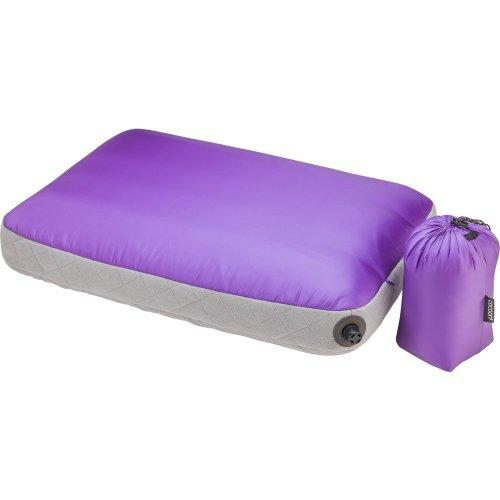 Cocoon Air Core Pillow Ultralight 40x55 cm (Purple/Grey)
