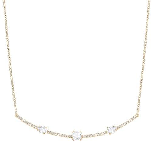 Swarovski Gray Necklace - White - 5290962