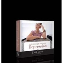 Joyce Meyer Ministries 115767 Disc Understanding And Overcoming Depression 4 Cd