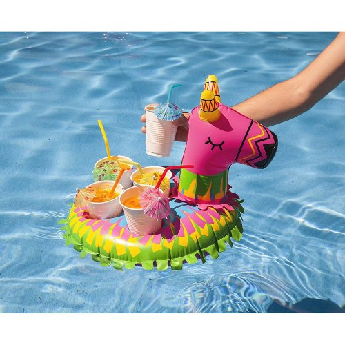 BigMouth Inflatable Pinata Multi Drinks Pool Float Beach Holiday Swimming Water Beach