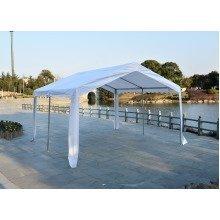 Outsunny Garden Gazebo Waterproof  (8x4m)