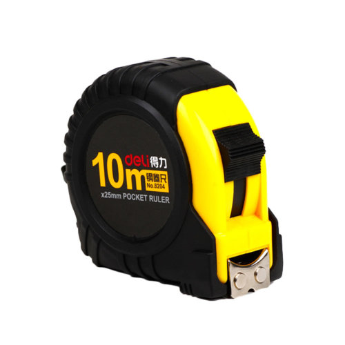 Tape Measure with Magnetic End Hook,Metric Inch Dual System,10m/32 Ft