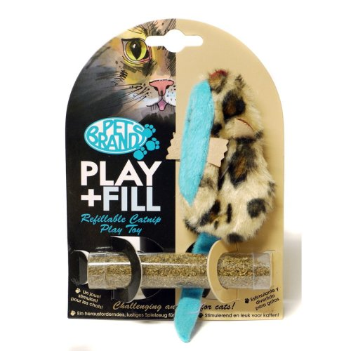 Play & Fill Fur Mice (Pack of 12)