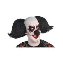 Halloween Circus Black Adult Clown Nose -
