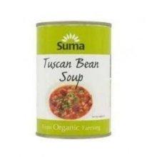 Suma - Org Tuscan Bean Soup 400g
