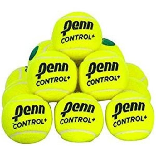 Penn 55134 Penn Control Plus Green Tennis Balls - Dozen bag