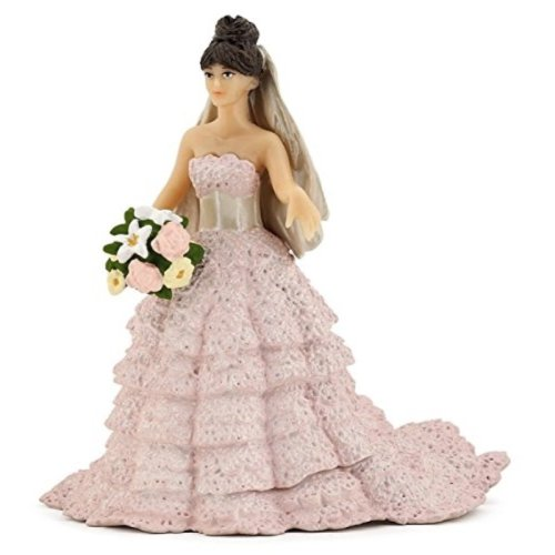 Papo Pink Lace Bride