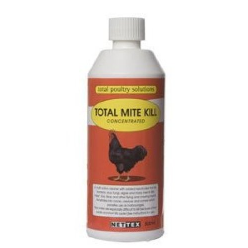 Net Tex Total Mite Kill Liquid Concentrate, 500 ml