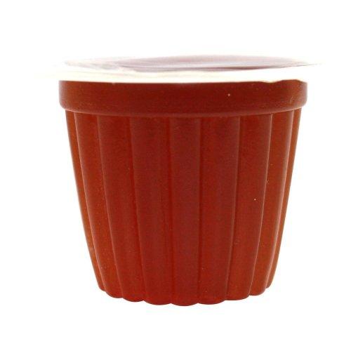 Komodo Jelly Pots Brown Sugar Display Jar (Pack of 60)