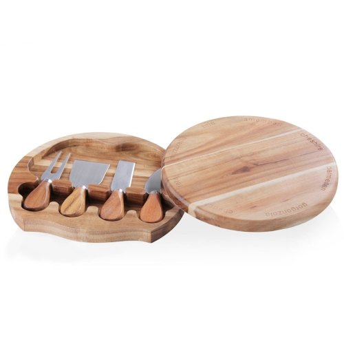 Glass dome /& Stoneware board Cheese Board Pun /& Games Food Display Plate