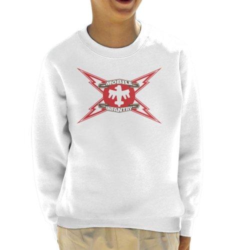 Mobile Infantry Starship Troopers Kid's Sweatshirt