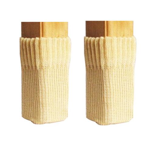 32 PCS Chair/Table Leg Pad Furniture Knit Socks Floor Protector,C