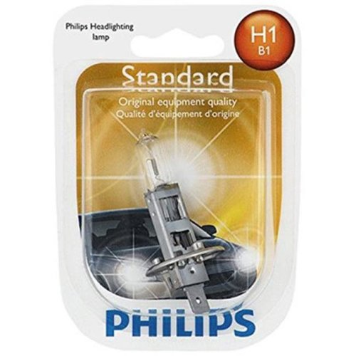 Philips Automotive 1225881 H1 Halogen Capsule Headlight Bulb