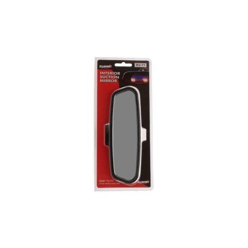 Rear View Suction Mirror - Non Dipping - 19 x 6.5cm