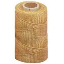 8oz Artificial Sinew Thread - Artificial Sinew Natural Leather Thread Threading Leathercraft Tandy 11208-00