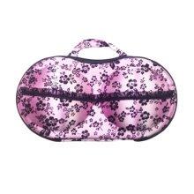 Outdoor Flower Sports Bag Pink Home Closet Organization Beach Bags
