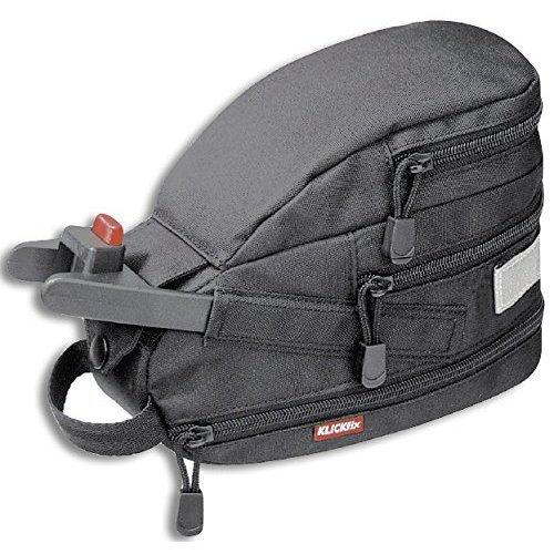 Rixen & Kaul Contour Mini Saddle Bag - Black